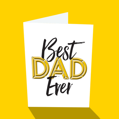 Simple Everyday - Best Dad