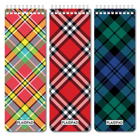 PlaidPad (3 Options)