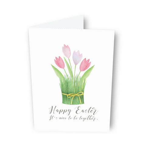 Easter Together Card
