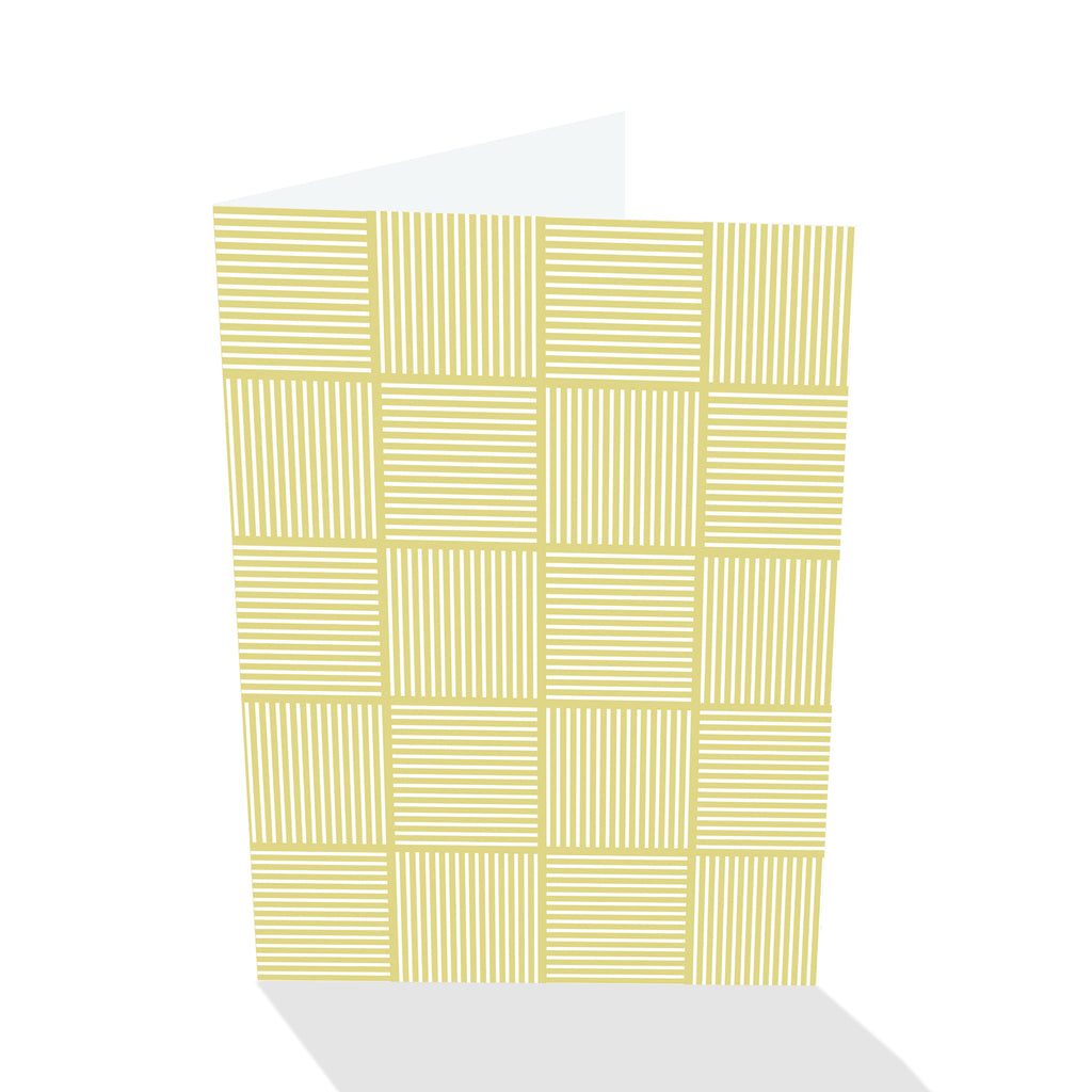 Simply Elegant Canary Hatch Notecards (Set of 8)