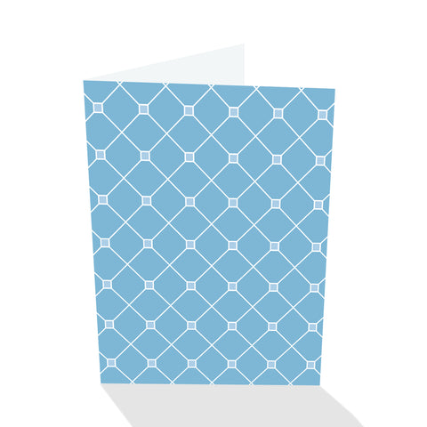 Simply Elegant Gulfstream Tiles Notecards (Set of 8)