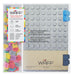 WAFF Large Glitter Notebook Combo