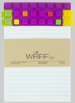 WAFF Large Notepad