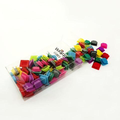 WAFF Cubes - Colors