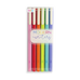 Modern Writers Colored Gel Pens - Set of 6