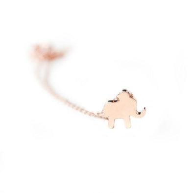Adorn 512 - Elephant Necklace