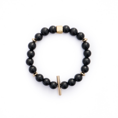 MOD + JO - Stacking Bracelet - Black Onyx