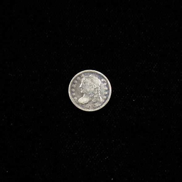 1833 Capped Bust Half Dime