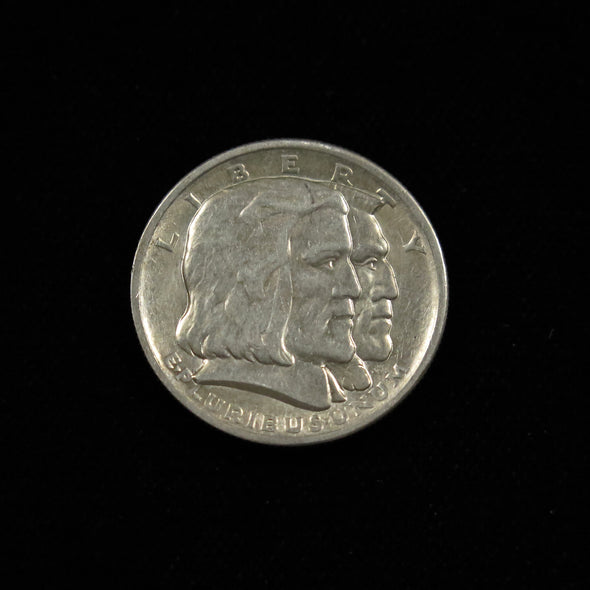 1936 Long Island Tercentenary Half Dollar Commemorative
