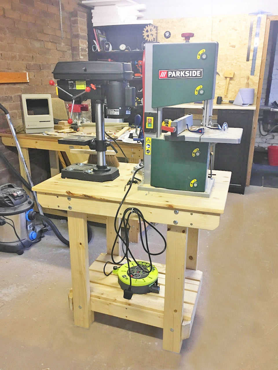 2ft workbench