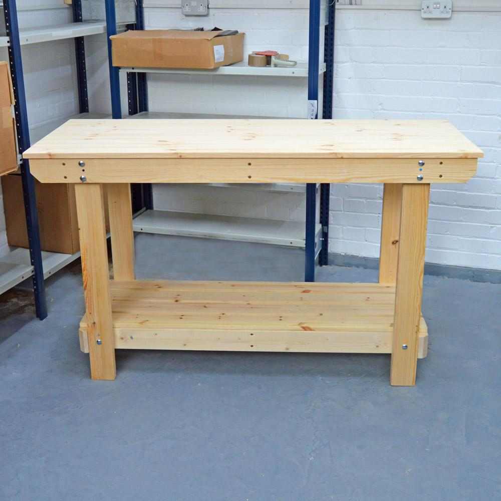 5ft sturdy workbench