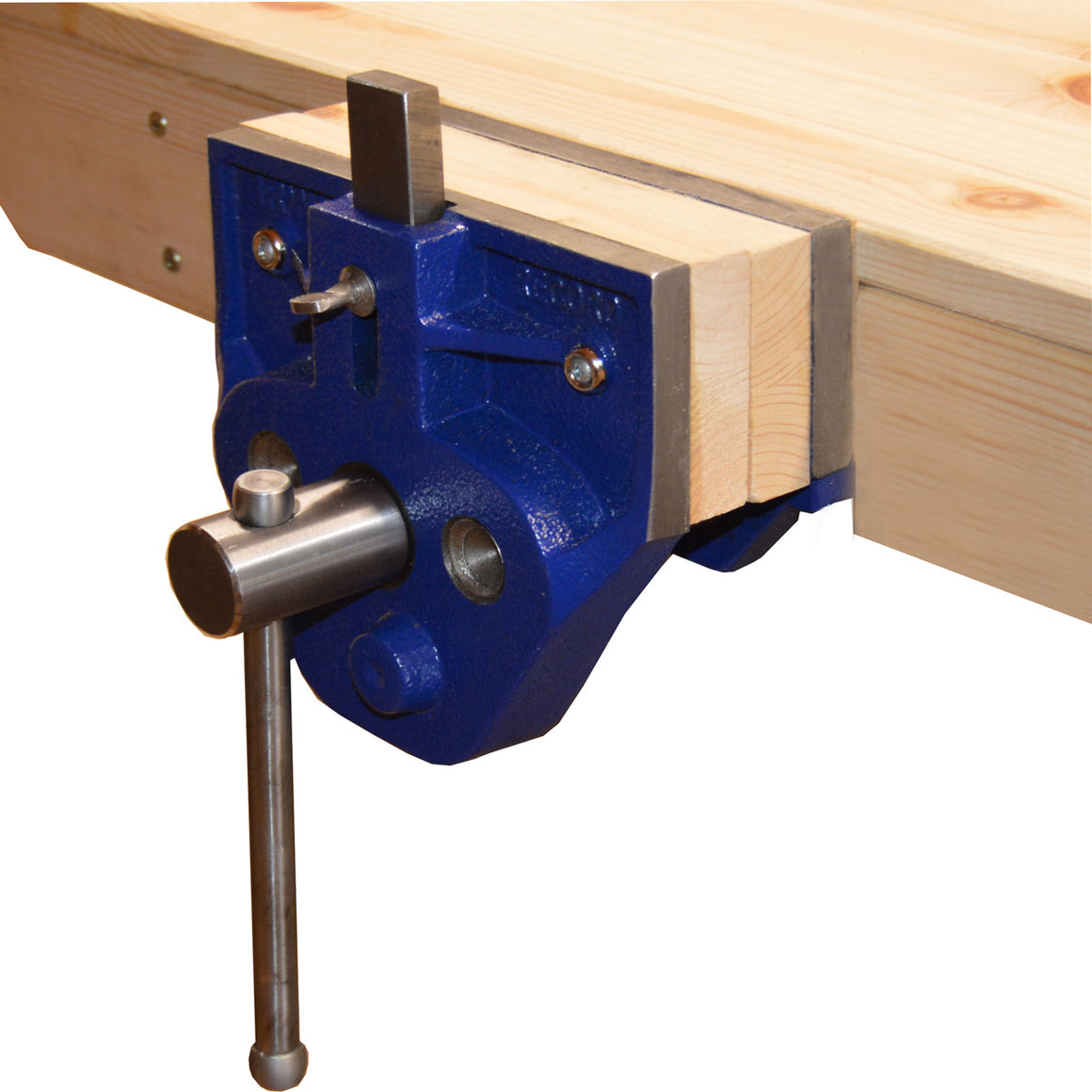 Carpenter Vice fitted