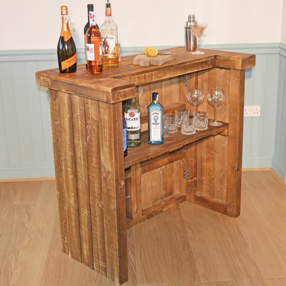 wooden bar to buy Bournemouth