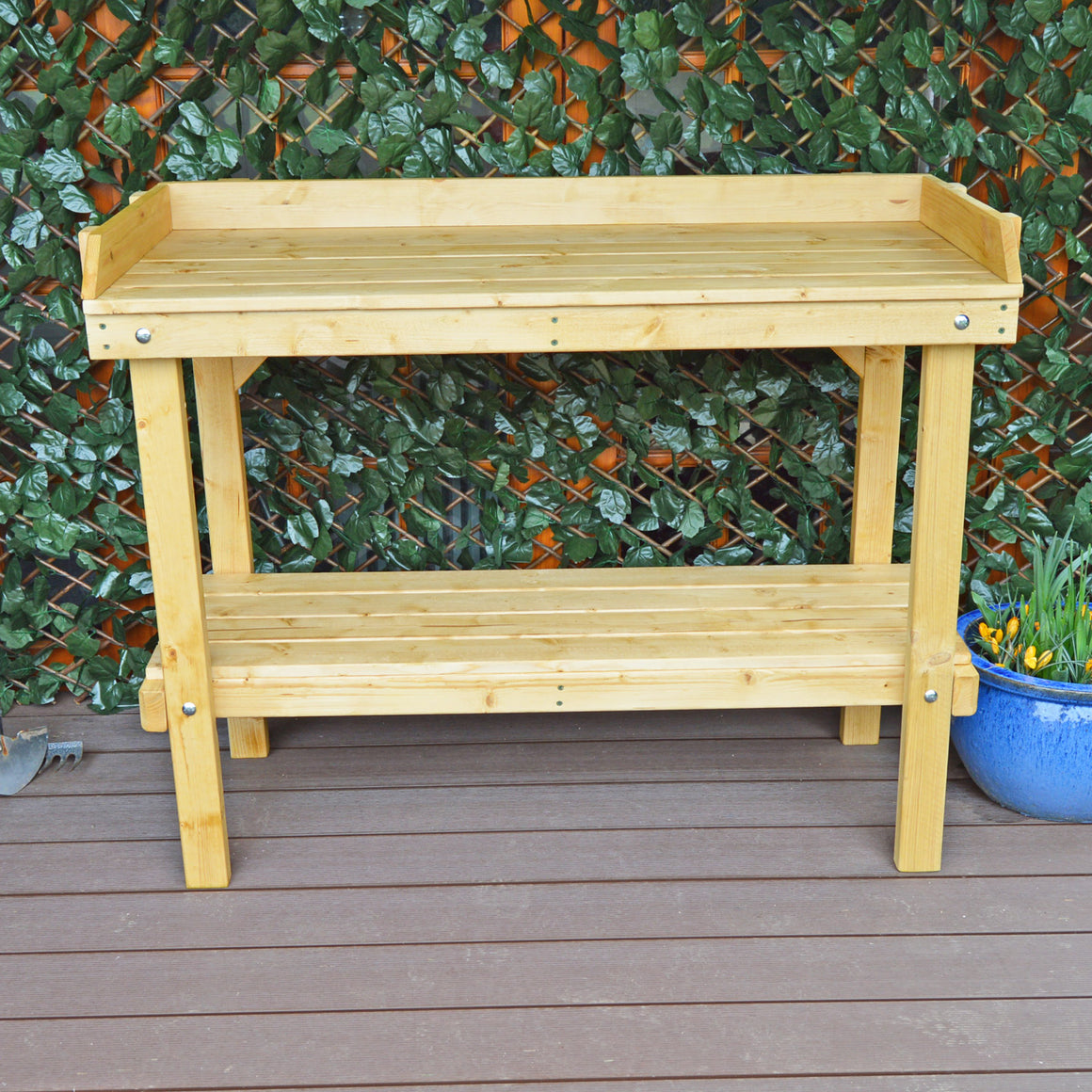 large strong potting table to buy Dorset