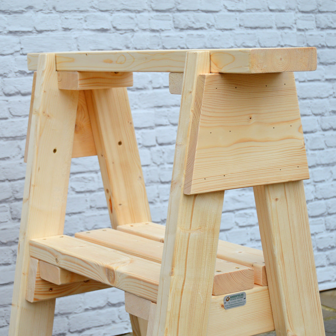 Sawhorse direct from maker