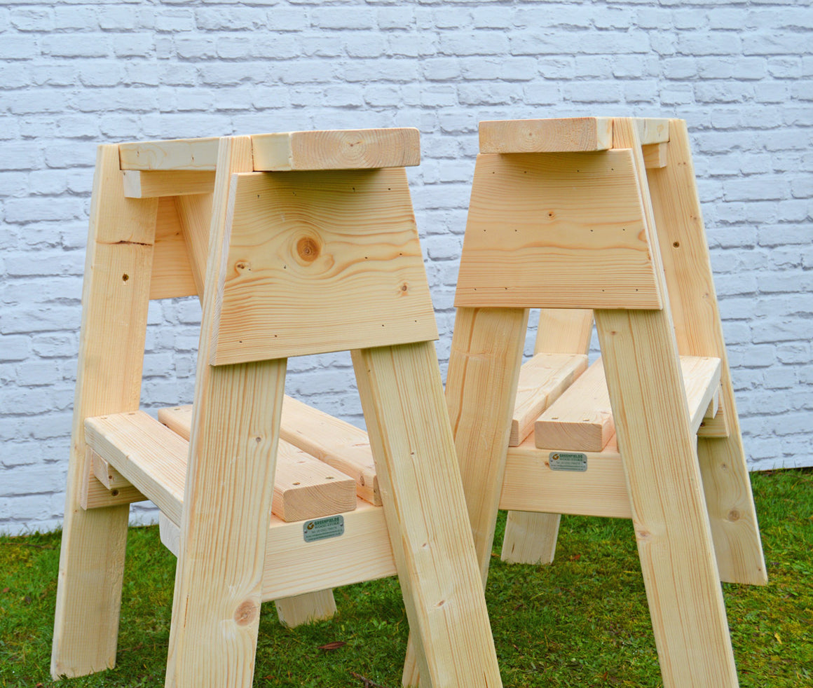 Sawhorse for the home