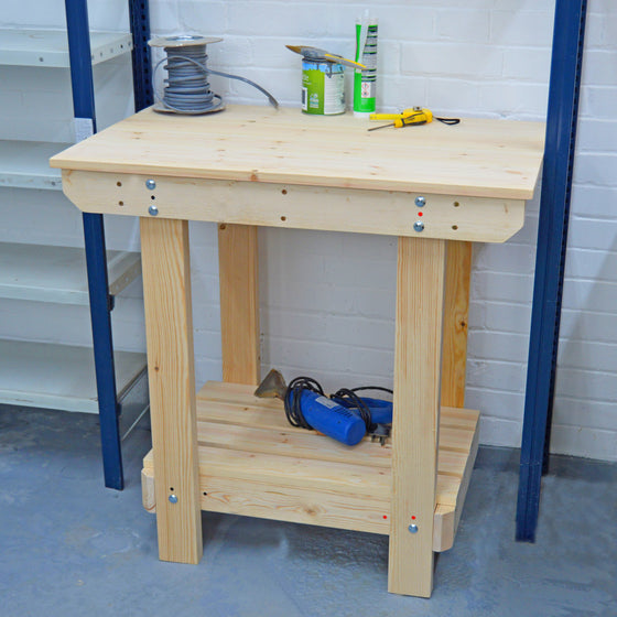 workbench handmade