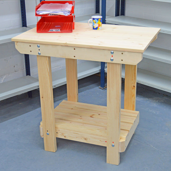 Greenfields Wood Store workbench small
