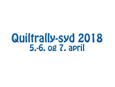 Quiltrally Syd 2018