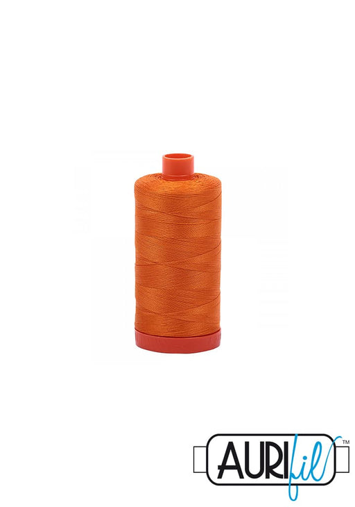 Aurifil 50wt Tråd - 1133 Bright Orange