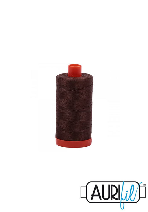 Aurifil 50wt Tråd - 1285 Medium Bark