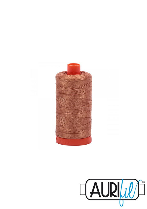 Aurifil 50wt Tråd - 2330 Light Chestnut
