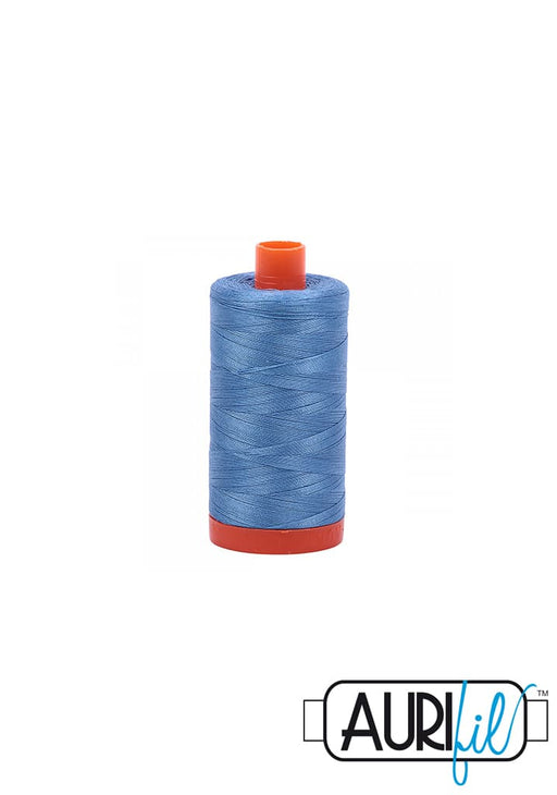 Aurifil 50wt Tråd - 2725 Light Wedgewood