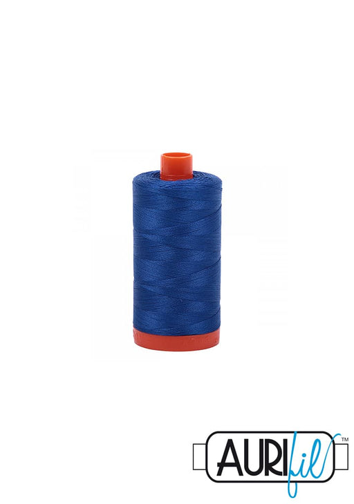 Aurifil 50wt Tråd - 2735 Medium Blue