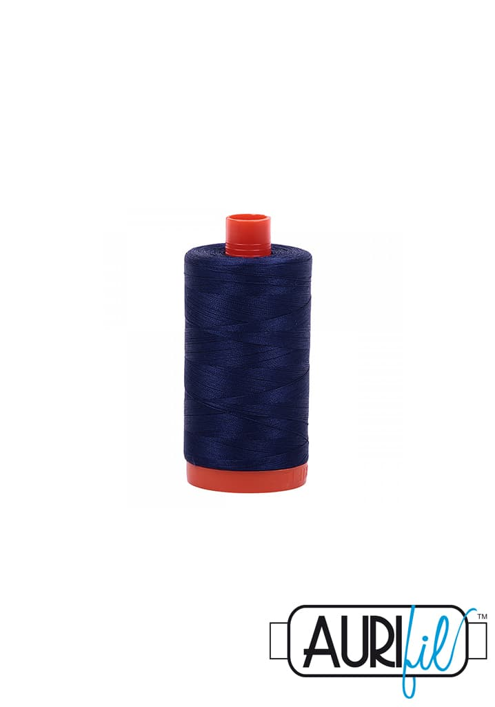 Aurifil 50wt Tråd - 2745 Midnight