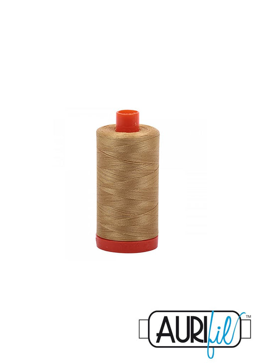 Aurifil 50wt Tråd - 2920 Light Brass