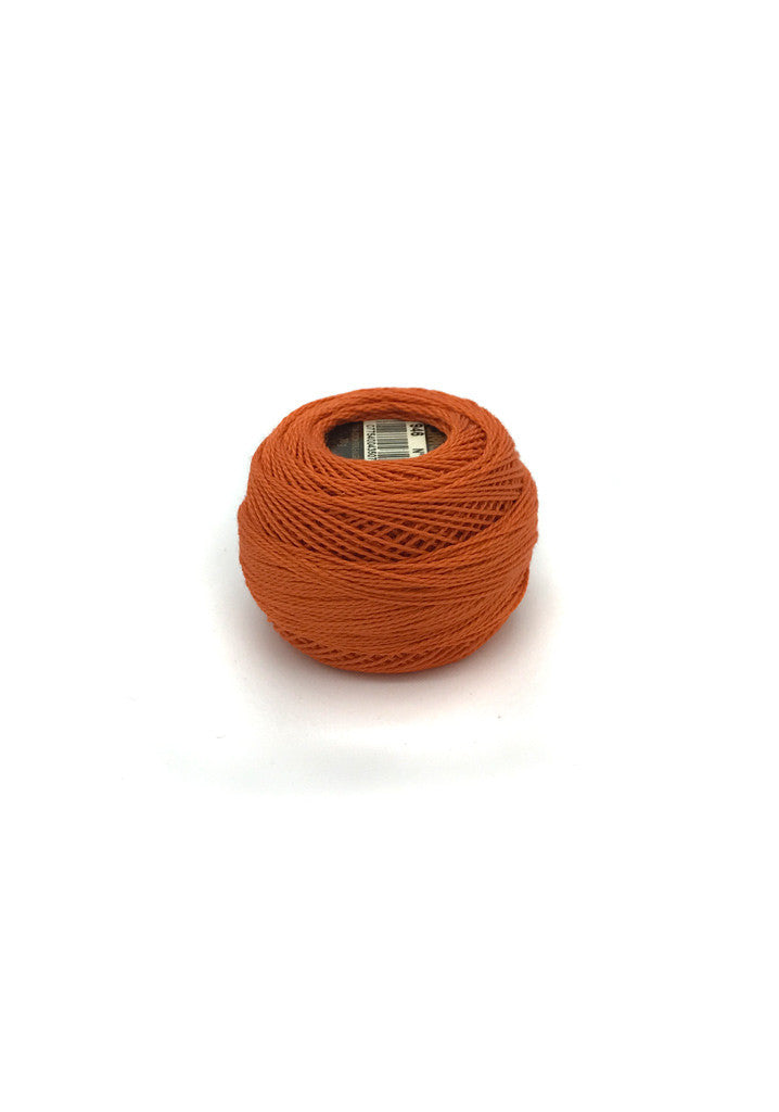 Dmc Broderigarn Str 8 Orange Butik Kiweb