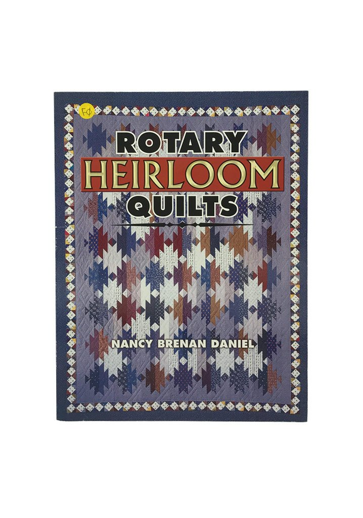 Rotary Heirloom Quilts Butik Kiweb