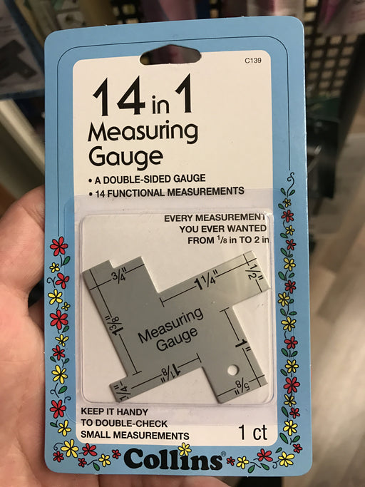 14 in 1 - Measuring Gauge - Butik-Kiweb
