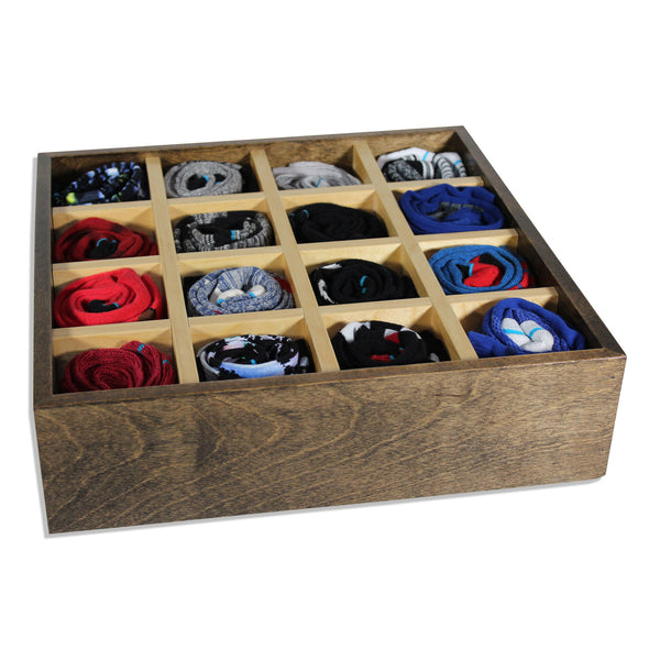 Zox Sock & Underwear Box