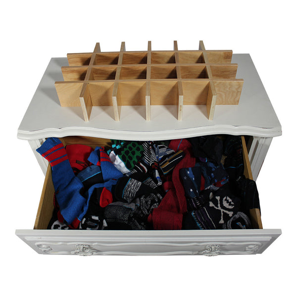Zox Drawer Organizer - Natural