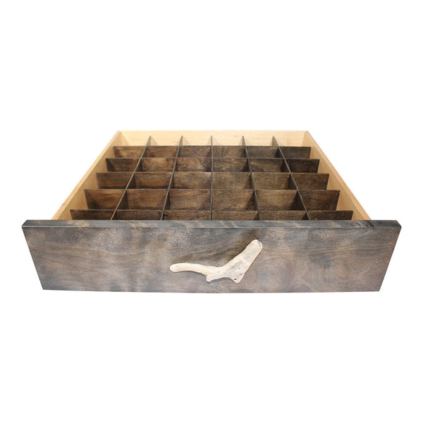 Basic Drawer Organizer - Espresso