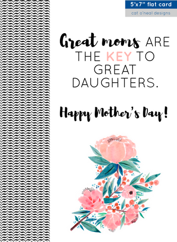 ADD-ON CARDS || MOTHER'S DAY