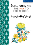 ADD-ON CARD || GREAT MOTHERS ARE THE KEY TO GREAT DAUGHTERS!