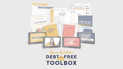 Lauren's Debt Free Toolbox