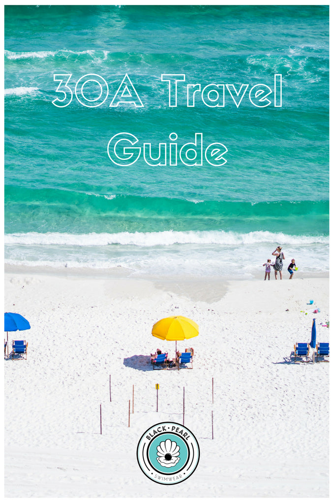 Travel Guide: 30A