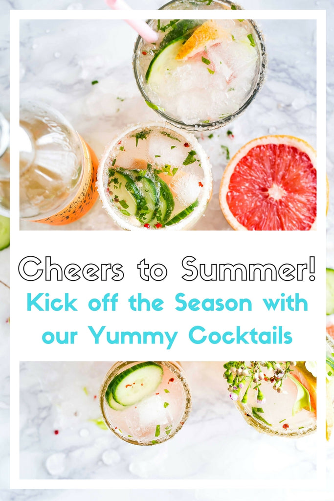 Cheers to Summer! Delicious Cocktails to Celebrate the Season