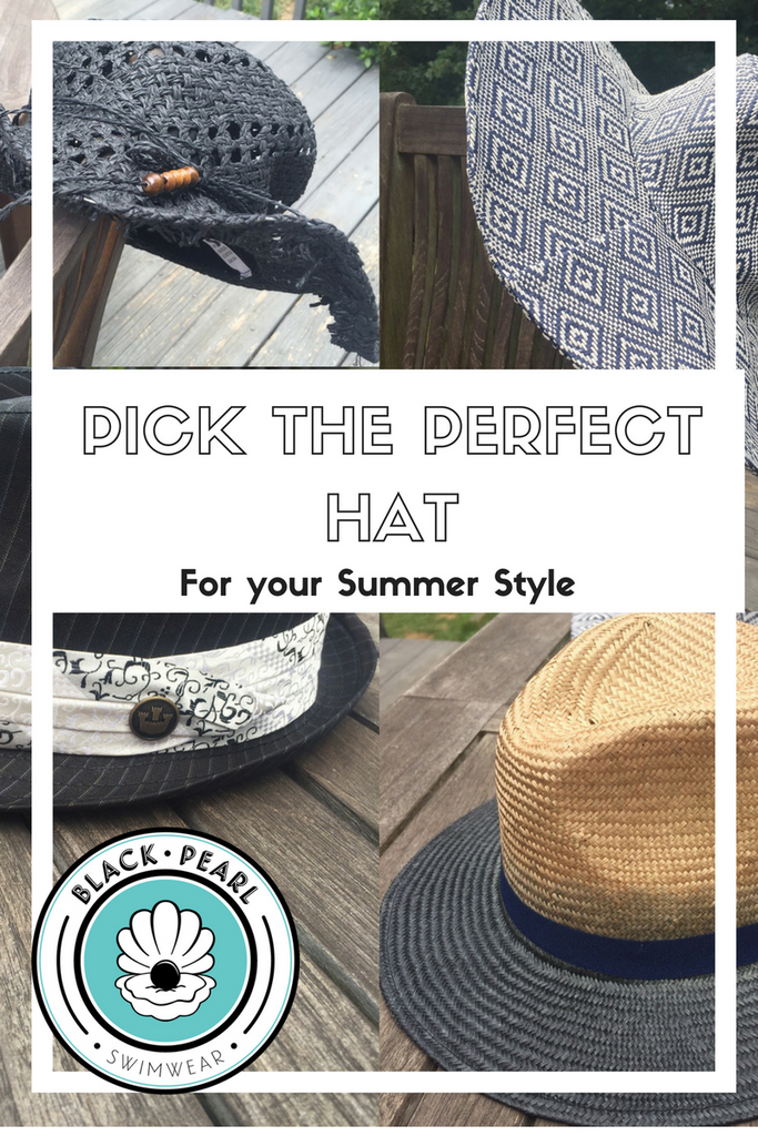 Summer Style Series: Hat Trick