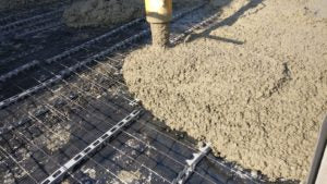 Crack control in concrete ground bearing slabs – Sirch