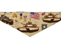 US Army Dog Bandana