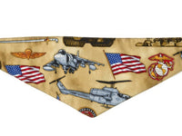 Dog Bandana - US Marines