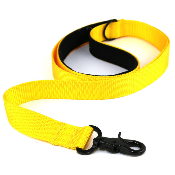 Yellow Dog Leash