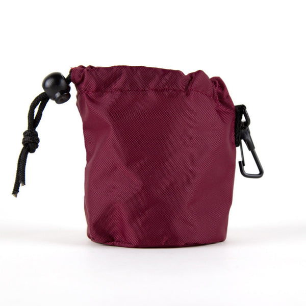 Maroon Treat Bag