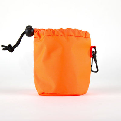 Safety Orange Treat Bag
