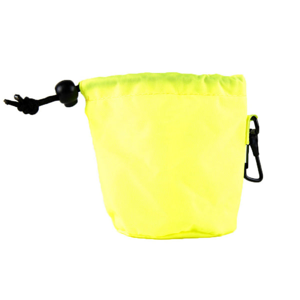 Safety Yellow Treat Bag