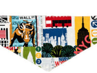 Dog Bandana -  New York City